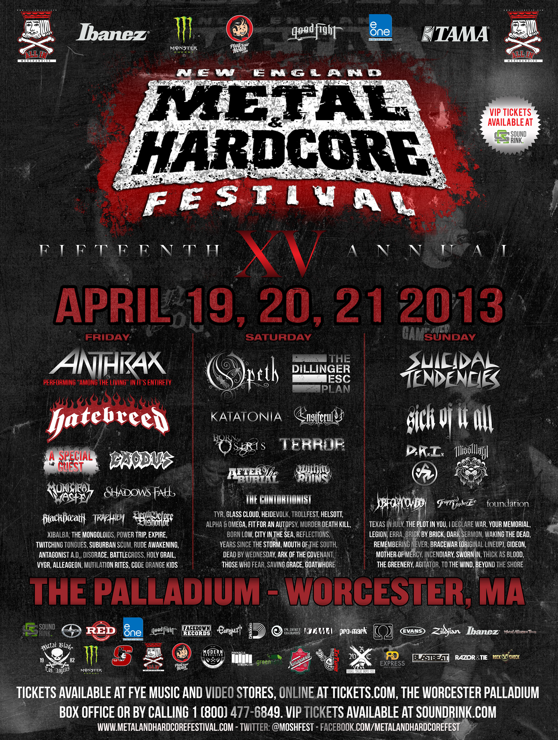 new england metal and hardcore