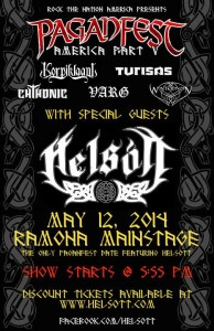 paganfest 5 flyer